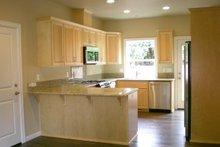 Craftsman Interior - Kitchen Plan #124-386