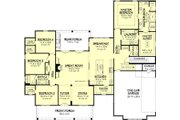 Farmhouse Style House Plan - 4 Beds 2.5 Baths 2686 Sq/Ft Plan #430-156 Floor Plan - Other Floor Plan