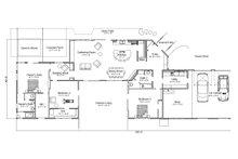 Modern Floor Plan - Main Floor Plan Plan #451-17
