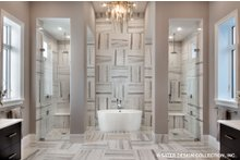 Dream House Plan - Contemporary Interior - Master Bathroom Plan #930-513