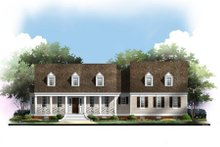 Traditional Exterior - Other Elevation Plan #119-355