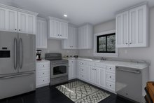 House Plan Design - Farmhouse Interior - Kitchen Plan #1060-82