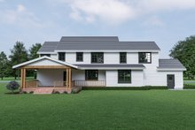 Dream House Plan - Farmhouse Photo Plan #1070-92