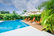 Beach Style House Plan - 5 Beds 6.5 Baths 5797 Sq/Ft Plan #938-102 Exterior - Outdoor Living
