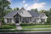 Traditional Style House Plan - 3 Beds 2.5 Baths 2243 Sq/Ft Plan #430-255