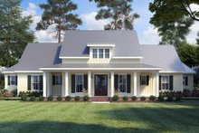 Home Plan - Farmhouse Exterior - Front Elevation Plan #1074-4