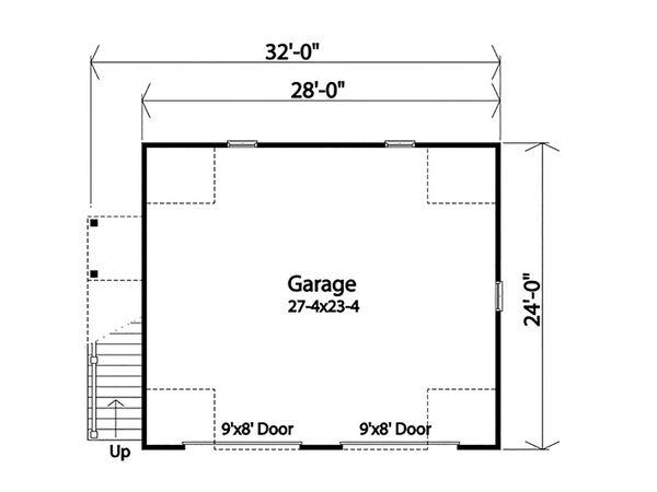 House Plan Design - Country Floor Plan - Main Floor Plan #22-602