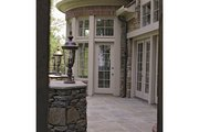 European Style House Plan - 4 Beds 5.5 Baths 5831 Sq/Ft Plan #453-51 Exterior - Other Elevation