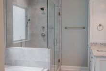Country Interior - Master Bathroom Plan #430-167