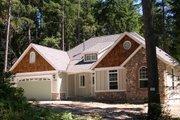 Craftsman Style House Plan - 2 Beds 2 Baths 1728 Sq/Ft Plan #48-103