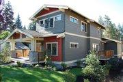 Craftsman Style House Plan - 3 Beds 2.5 Baths 2138 Sq/Ft Plan #895-2 Photo