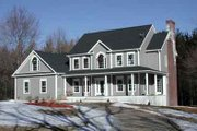 Country Style House Plan - 4 Beds 3.5 Baths 3609 Sq/Ft Plan #75-189