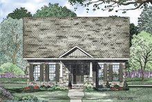 Traditional Exterior - Other Elevation Plan #17-2420