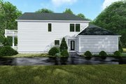 Country Style House Plan - 3 Beds 3 Baths 1872 Sq/Ft Plan #923-143 Exterior - Other Elevation