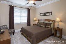 Home Plan - Craftsman Interior - Bedroom Plan #929-824
