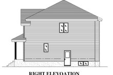 Dream House Plan - Traditional Exterior - Other Elevation Plan #138-350