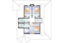 Cottage Floor Plan - Upper Floor Plan Plan #23-2701
