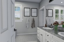 Traditional Interior - Master Bathroom Plan #1060-46