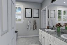 Dream House Plan - Traditional Interior - Master Bathroom Plan #1060-46