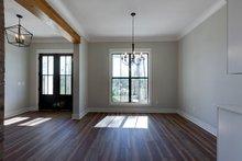 Farmhouse Interior - Entry Plan #430-164