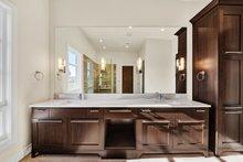 Dream House Plan - Contemporary Interior - Master Bathroom Plan #892-30