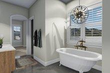 Architectural House Design - Farmhouse Interior - Bathroom Plan #1060-48