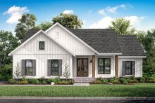 Home Plan - Farmhouse Exterior - Front Elevation Plan #430-200