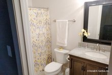 Dream House Plan - Country Interior - Bathroom Plan #929-527
