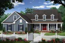 Farmhouse Exterior - Front Elevation Plan #21-452