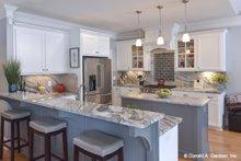 Home Plan Design - Craftsman Interior - Kitchen Plan #929-1025