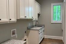 House Plan Design - Craftsman Interior - Laundry Plan #437-124