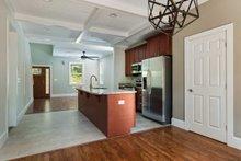 Cabin Interior - Dining Room Plan #79-192