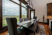 Craftsman Interior - Dining Room Plan #70-1486