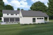 Farmhouse Style House Plan - 3 Beds 2.5 Baths 2811 Sq/Ft Plan #1070-110