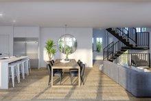 House Design - Farmhouse Interior - Kitchen Plan #23-2734
