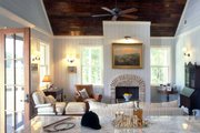 Country Style House Plan - 2 Beds 2 Baths 1150 Sq/Ft Plan #464-16 Photo