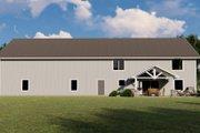 Farmhouse Style House Plan - 3 Beds 2.5 Baths 3172 Sq/Ft Plan #1064-109
