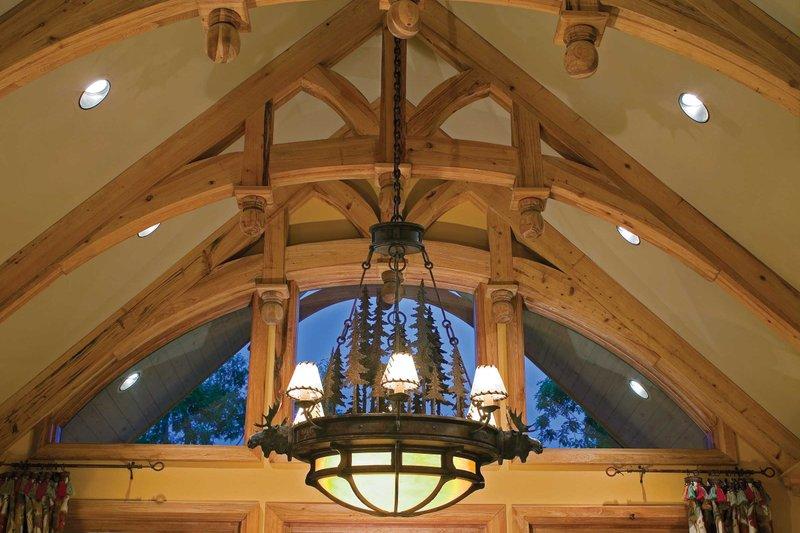 Home Plan - Craftsman Interior - Other Plan #54-391