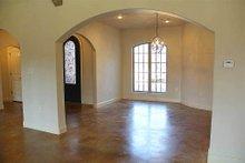 Dream House Plan - European Interior - Dining Room Plan #17-2499