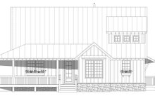 Home Plan - Country Exterior - Front Elevation Plan #932-311