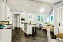 Dream House Plan - Kitchen_Living