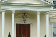 Classical Style House Plan - 5 Beds 4.5 Baths 5700 Sq/Ft Plan #119-205 Exterior - Other Elevation