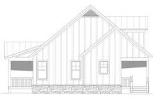 House Plan Design - Farmhouse Exterior - Other Elevation Plan #932-345