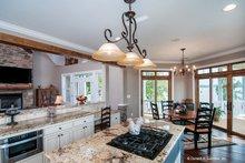 Dream House Plan - Craftsman Interior - Kitchen Plan #929-26