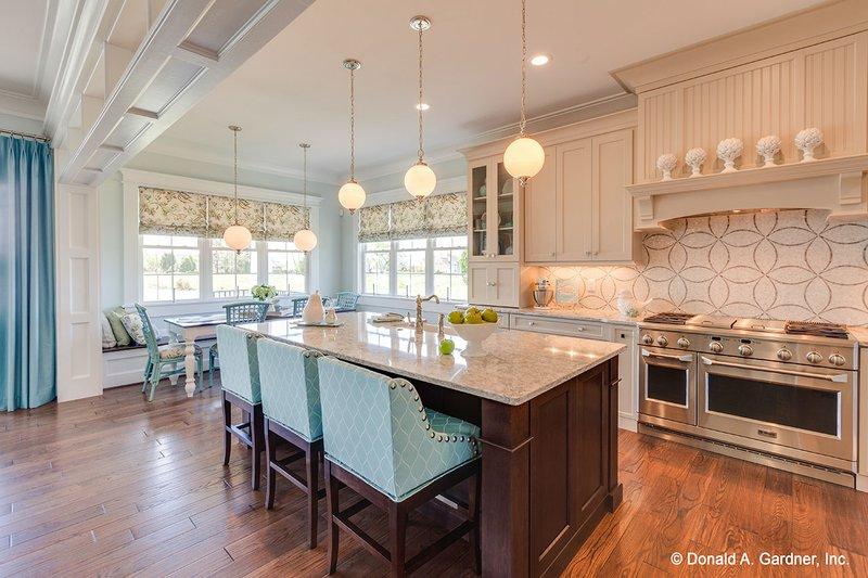 Craftsman Interior - Kitchen Plan #929-839 - Houseplans.com