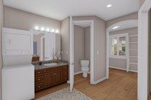 Dream House Plan - Ranch Interior - Bathroom Plan #1060-21