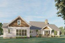 Dream House Plan - Farmhouse Exterior - Rear Elevation Plan #923-197