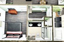 Farmhouse Interior - Other Plan #44-227