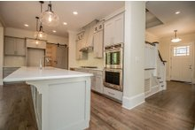 Craftsman Interior - Kitchen Plan #119-370