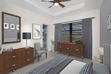 House Plan Design - Mediterranean Interior - Bedroom Plan #938-90
